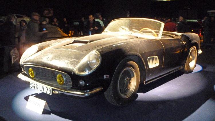 Ferrari 250 GT SWB California Spider Baillon