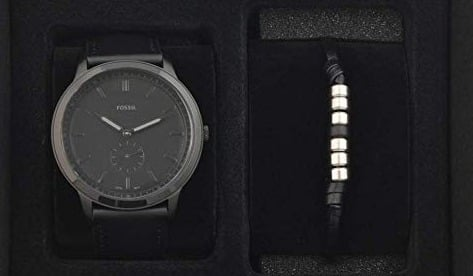 Fossil The Minimalist Two-Hand Watch