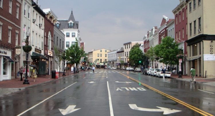 Georgetown DC Wisconsin Ave
