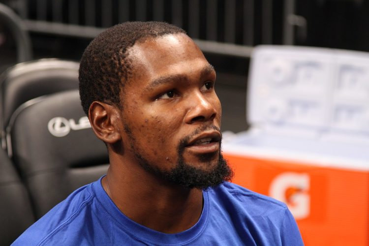 Golden State Warriors Small Forward Kevin_Durant