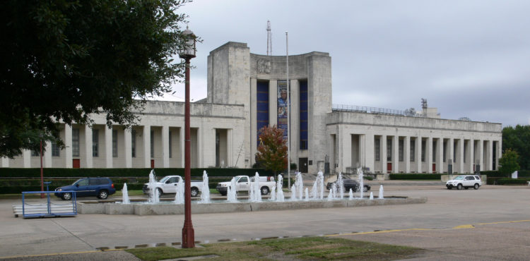 Hall of State at Fair Park
