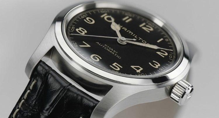 Hamilton Khaki Field Murph Auto Watch H70605731
