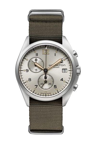 Hamilton Men's Khaki Pilot Pioneer Quartz Watch