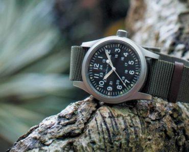 Hamilton Watches feature