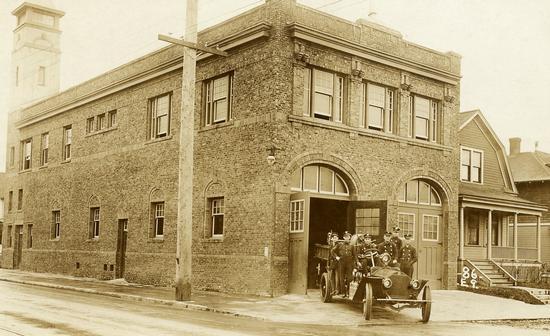 Historic Belmont Firehouse