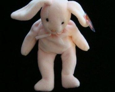 Why Beanie Baby Hoppity the Bunny is Worth $2,000