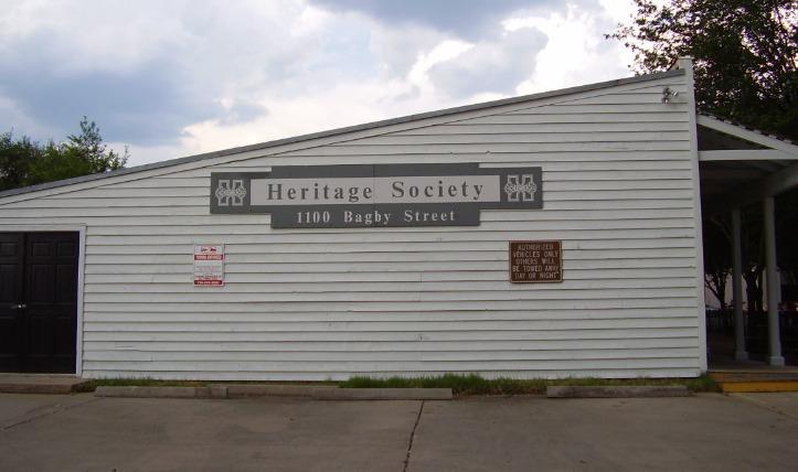 Houston Heritage Society