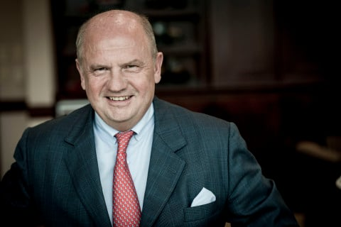 Martin Richenhagen AGCO CEO