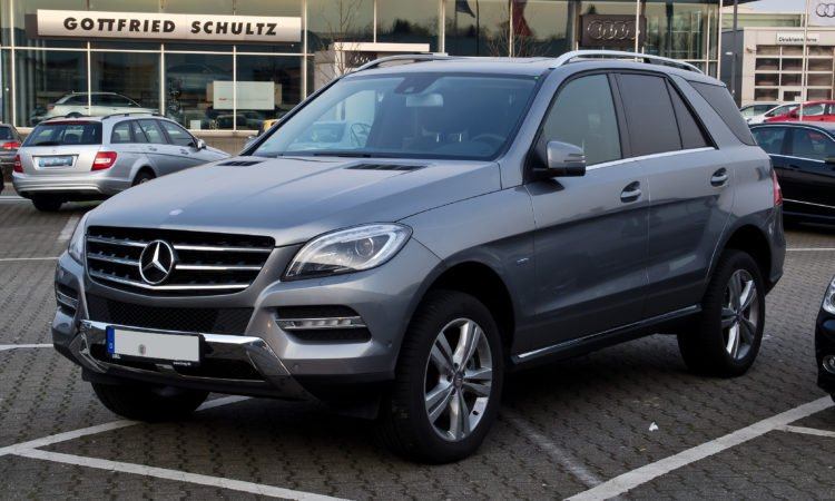 The 20 Best Mercedes Suv Models Of All Time