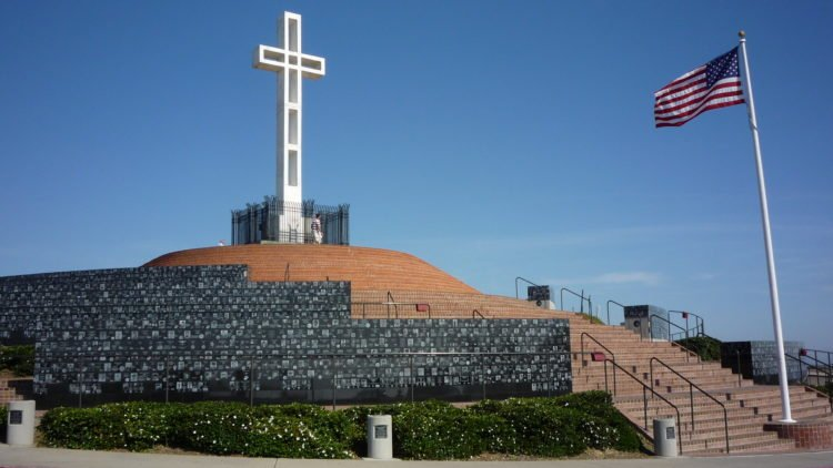 Mount Soledad Veterans Memorial