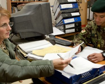 Paralegal in the military