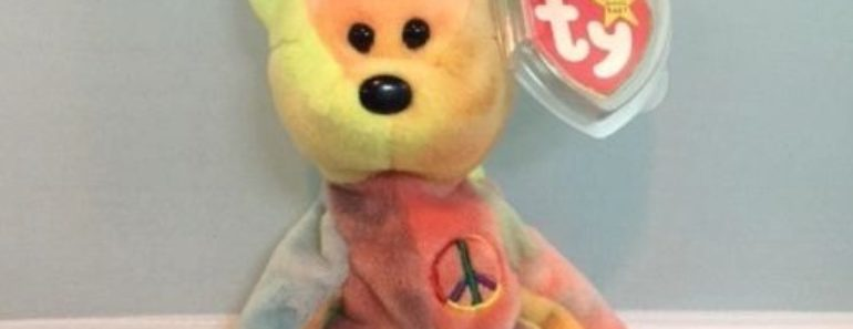 Why Beanie Baby Peace The Bear Is Worth 2500