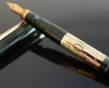 Perrier-Jouët Anniversary Edition pen by Omas