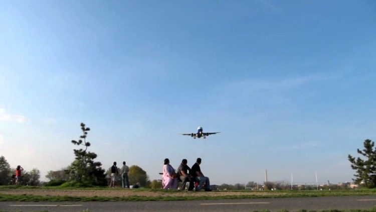 Planes At Gravelly Point