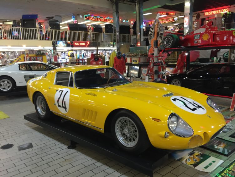 Preston Henn collection 275 GTB-C Speciale