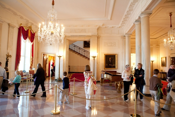 Public Rooms Of The White House