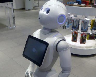 Softbank's Pepper the Robot