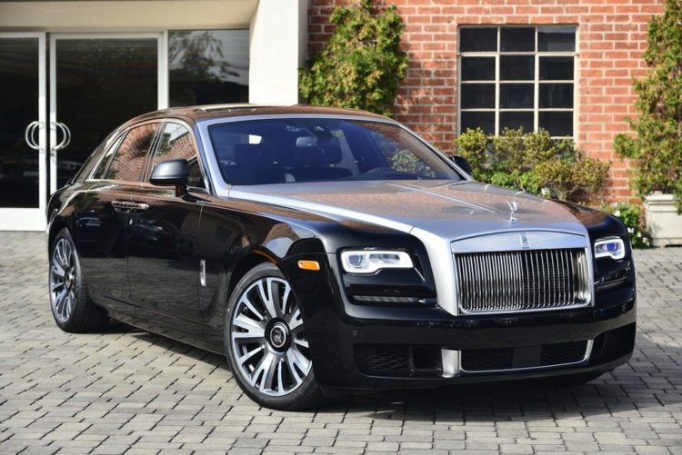 Rolls Royce Phantom (2019)