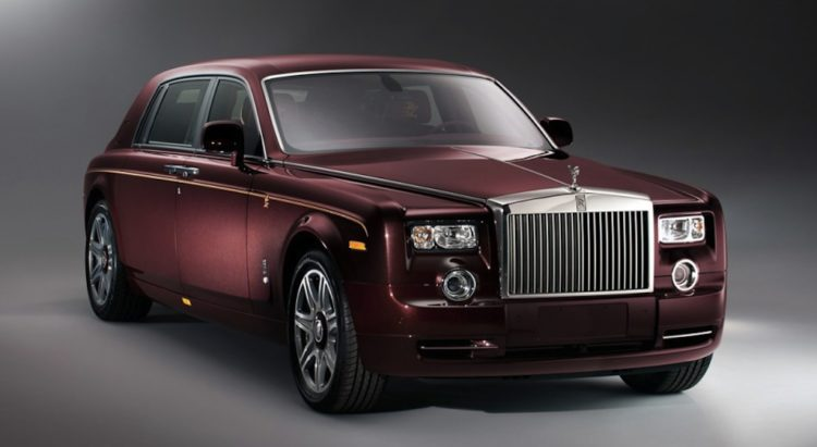 Rolls Royce Phantom Mansory Conquistador & Year of the Dragon Edition