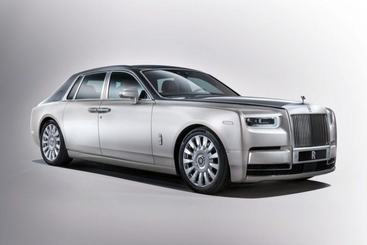 Rolls Royce Phantom VIII (2017)