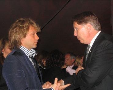 Selling Bon Jovi