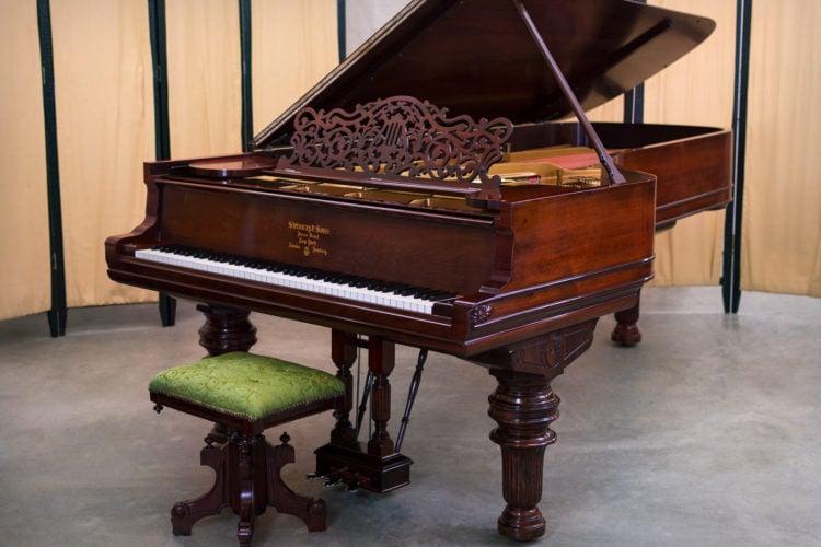 Steinway Model D Grand Piano 52626 Brazilian Rosewood