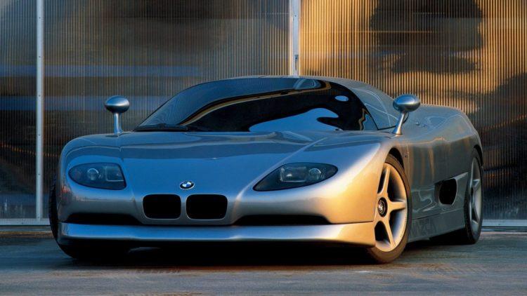The BMW Nazca M12 & C2