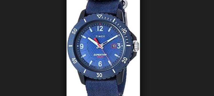 Timex Expedition Gallatin Solar Analog Watch