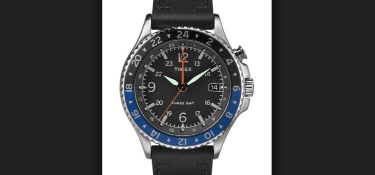 Timex Men's Allied 3-Hand Quartz