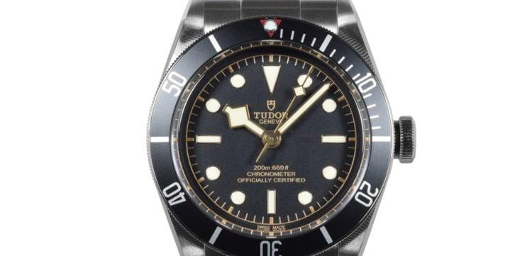 Tudor Black Bay 2.0