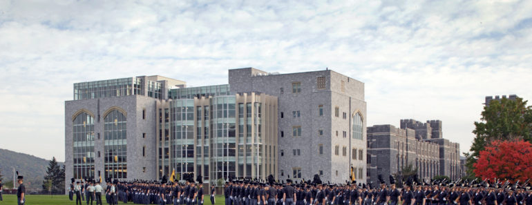 United States Military Academy Jefferson Hall at West Point