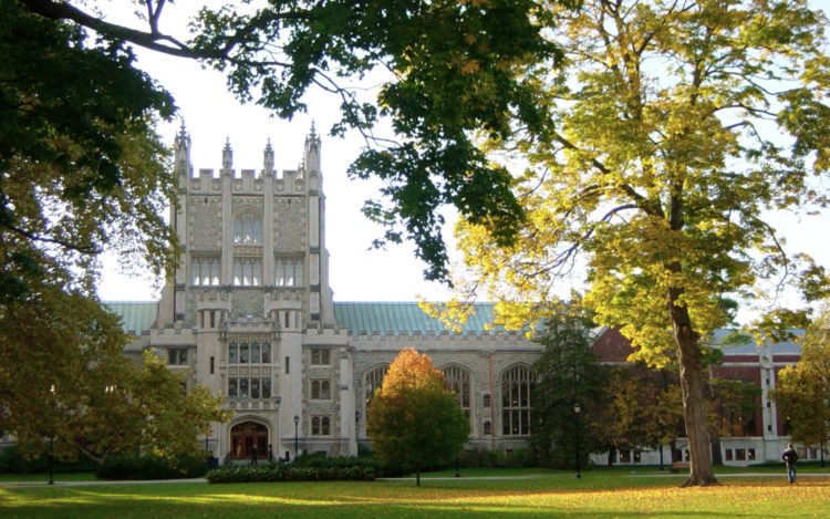 Vassar College Thompson Library