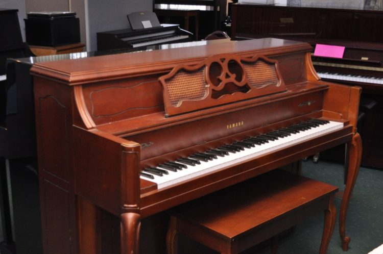 Yamaha M 405 Acoustic Upright Console Piano