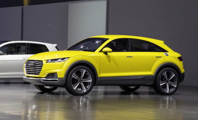 audi tt offroad concept 2014 beijing auto show
