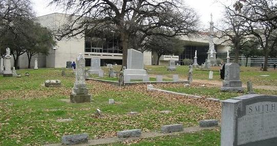 dallas pioneer park cemetery