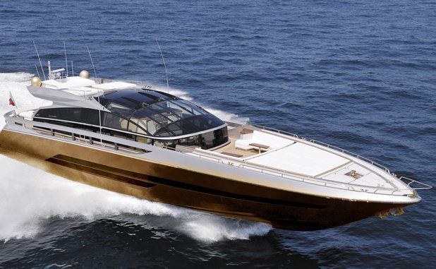 The History Supreme Yacht