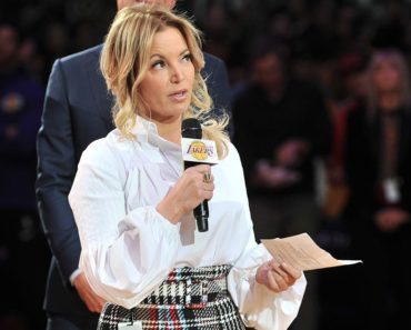 jeanie buss lakers front office