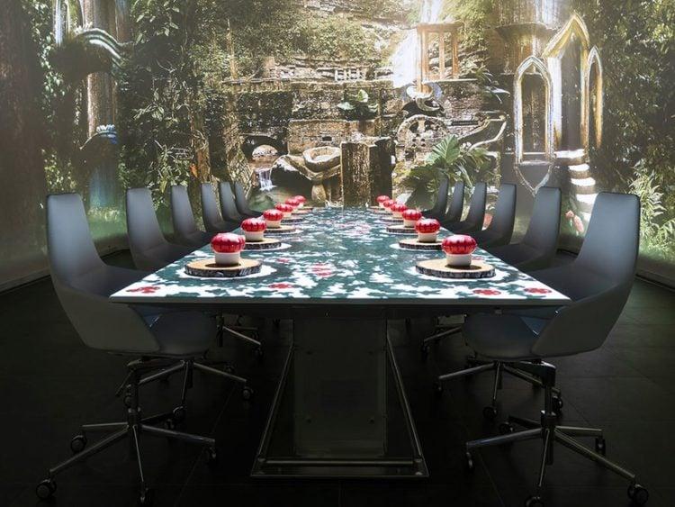 sublimotion ibiza table