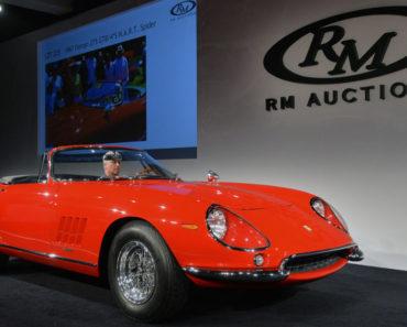 1967 Ferrari 275 GTB/4 N.A.R.T. Spider