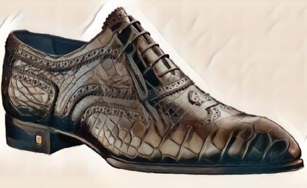 $10,000 Louis Vuitton Manhattan Richelieu Men's Shoes