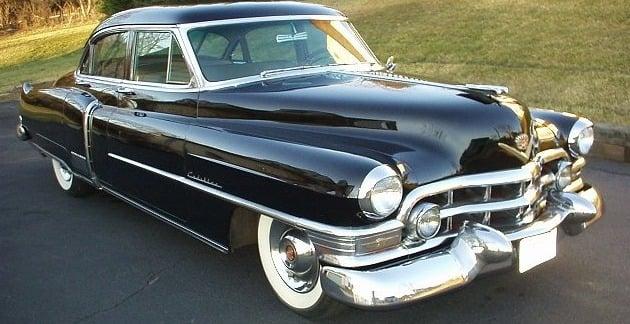 1952 Cadillac Eldorado