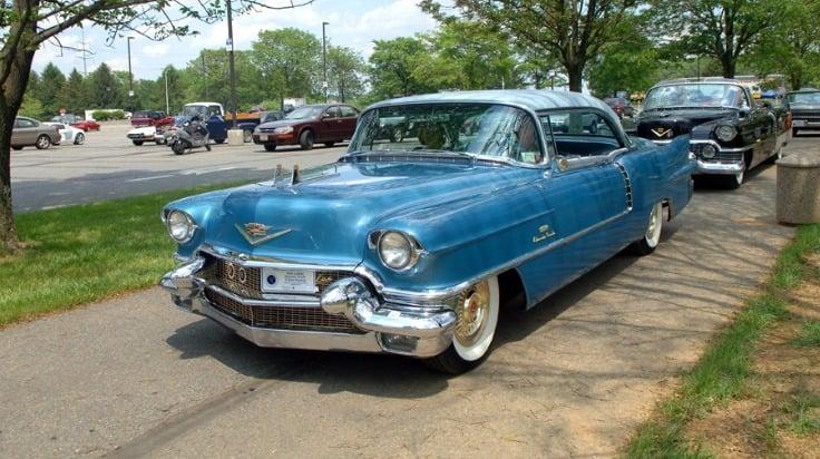 1956 Cadillac Series 62 Eldorado Seville Coupe