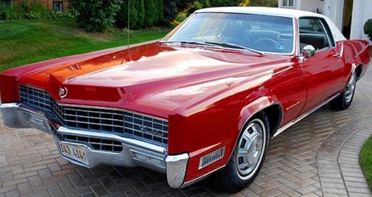 1967 Cadillac Eldorado - V8 Fleetwood Series