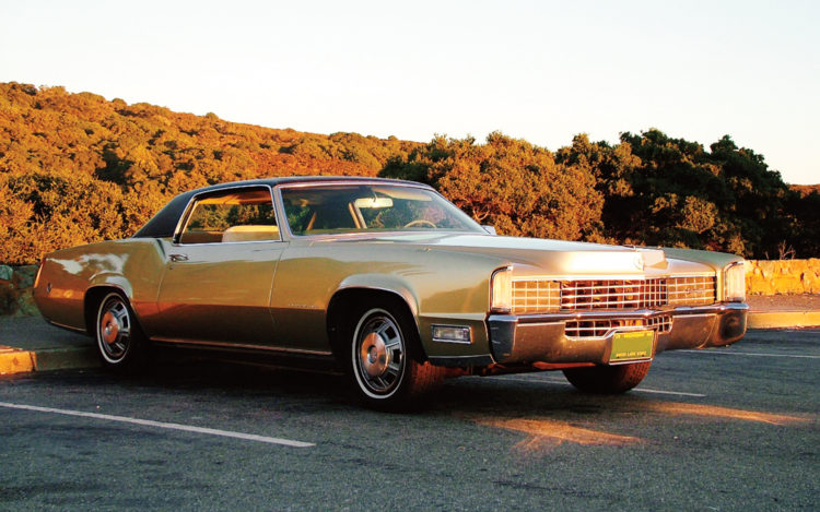 1968 Cadillac Eldorado Coupe