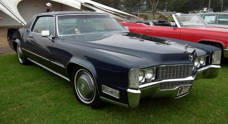 1969 Cadillac Eldorado Fleetwood