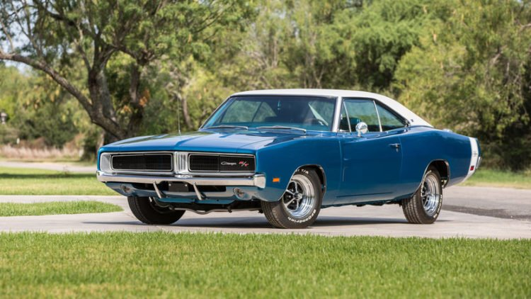 1969 Dodge Charger RT SE