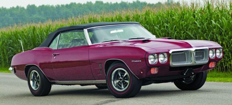 1969 Pontiac Firebird 400 Coupe