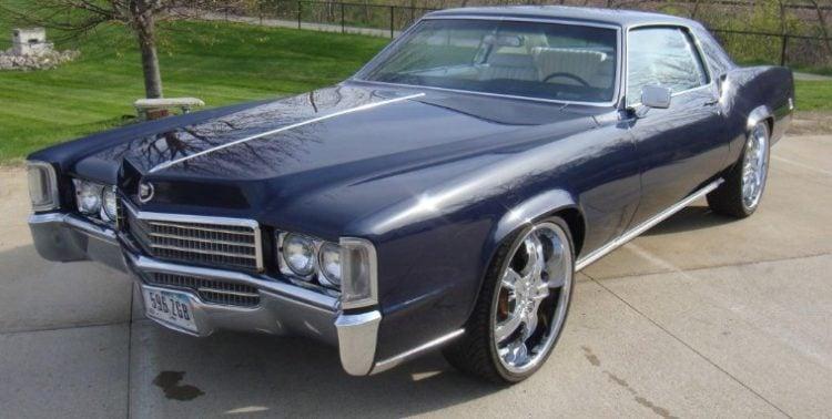 1970 Cadillac Eldorado Hardtop Coupe
