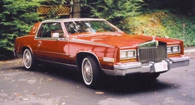 1981 Cadillac Eldorado Coupe