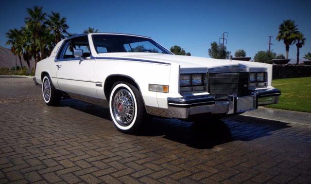 1983 Cadillac Eldorado Biarritz Coupe